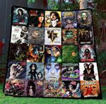 Alice Cooper Ver1 Blanket TH1507 Quilt