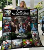Alice In Wonderland Blanket TH1507 Quilt