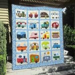 Camping Blanket TH1507 Quilt