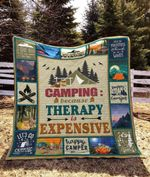 Camping Ver1 Blanket TH1507 Quilt