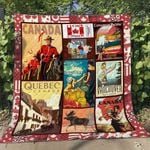 Canada Blanket TH1507 Quilt