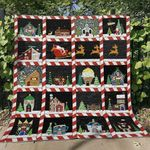 Christmas Ver1 Blanket TH1507 Quilt
