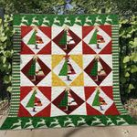 Christmas Ver2 Blanket TH1507 Quilt