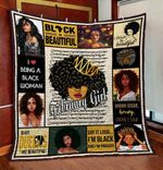 Black Women Ver4 Blanket TH1507 Quilt