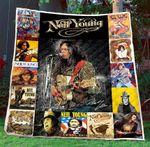 Neil Young Ver1 Blanket TH1507 Quilt