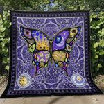 Butterfly Ver5 Blanket TH1507 Quilt