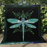 Butterfly Ver1 Blanket TH1507 Quilt