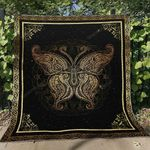 Butterfly Ver2 Blanket TH1507 Quilt