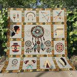 Native American Ver1 Blanket TH1507 Quilt