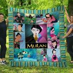 Mulan Blanket TH1507 Quilt