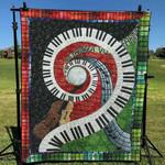 Music Ver1 Blanket TH1507 Quilt