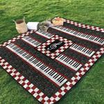 Music Ver2 Blanket TH1507 Quilt