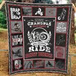 Motorcycle Blanket TH1507 Quilt