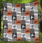 Motocross Ver3 Blanket TH1507 Quilt