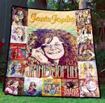 Janis Joplin Ver1 Blanket TH1507 Quilt