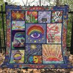 Hippie Ver8 Blanket TH1507 Quilt