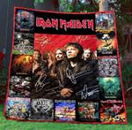 Iron Maiden Ver1 Blanket TH1507 Quilt