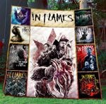 In Flames 1 Blanket TH1507 Quilt