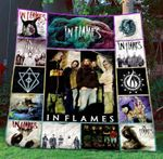 In Flames Blanket TH1507 Quilt