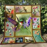 Hummingbird Ver3 Blanket TH1507 Quilt
