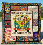 Hippie Ver5 Blanket TH1507 Quilt