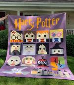 Harry Potter Blanket TH1507 Quilt