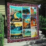 Hawaii Blanket TH1507 Quilt