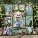 Goat Blanket TH1507 Quilt