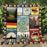 Germany Blanket TH1507 Quilt