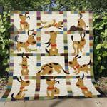 Greet Dane Blanket TH1507 Quilt