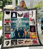 Foo Fighter Blanket TH1507 Quilt