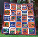Florida Gators Blanket TH1507 Quilt