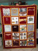 Florida State Seminoles Blanket TH1507 Quilt