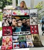 Fall Out Boy Blanket TH1507 Quilt