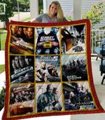 Fast And Furious Blanket TH1507 Quilt