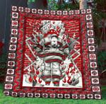 Firefighter Blanket TH1507 Quilt