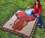 Elephant Ver9 Blanket TH1507 Quilt
