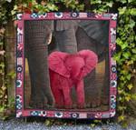 Elephant Ver10 Blanket TH1507 Quilt