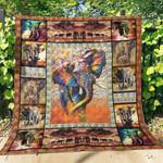 Elephant Ver5 Blanket TH1507 Quilt
