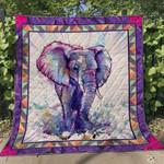 Elephant Ver6 Blanket TH1507 Quilt
