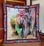 Elephant Ver16 Blanket TH1507 Quilt