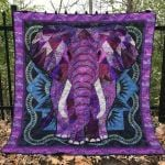 Elephant Ver13 Blanket TH1507 Quilt
