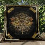 Dragonfly Ver2 Blanket TH1507 Quilt