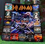 Def Leppard Blanket TH1507 Quilt