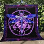 Dragonfly Ver10 Blanket TH1507 Quilt