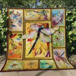 Dragonfly Ver11 Blanket TH1507 Quilt