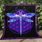 Dragonfly Ver8 Blanket TH1507 Quilt