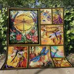 Dragonfly Ver6 Blanket TH1507 Quilt