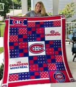 Montreal Canadiens Blanket TH01073 Quilt