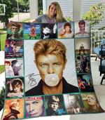 David Bowie Blanket TH1507 Quilt